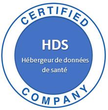 Certification HDS - Hébergeur de Données de Santé
